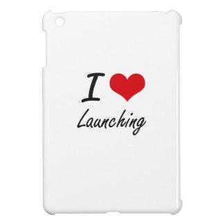 I Love Launching iPad Mini Cover