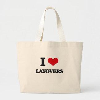 I Love Layovers Bag