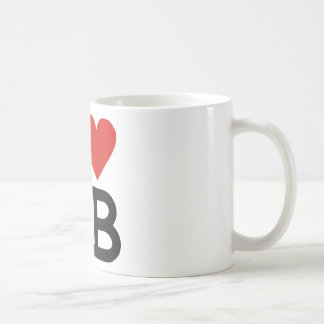 I Love LB T Coffee/Tea Mug