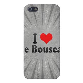 I Love Le Bouscat, France iPhone 5 Case