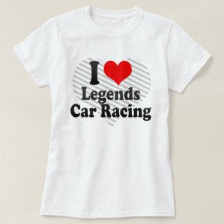 I love Legends Car Racing T-Shirt