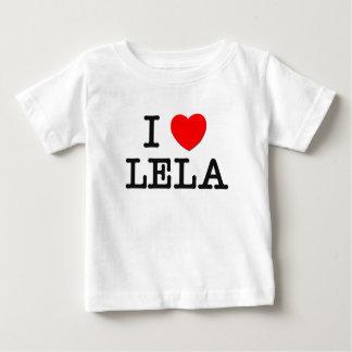 I Love Lela Tees
