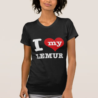 I love Lemur T-Shirt