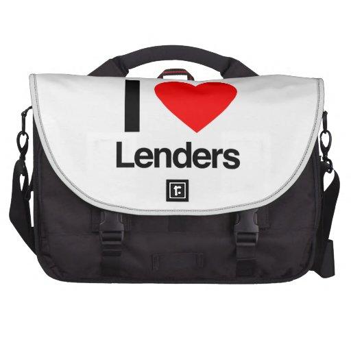 i love lenders laptop computer bag