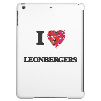 I love Leonbergers