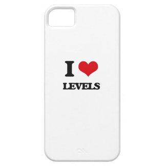 I Love Levels iPhone 5 Covers