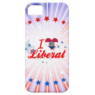 I Love Liberal, Missouri iPhone 5 Cases