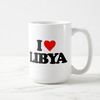 I LOVE LIBYA MUGS