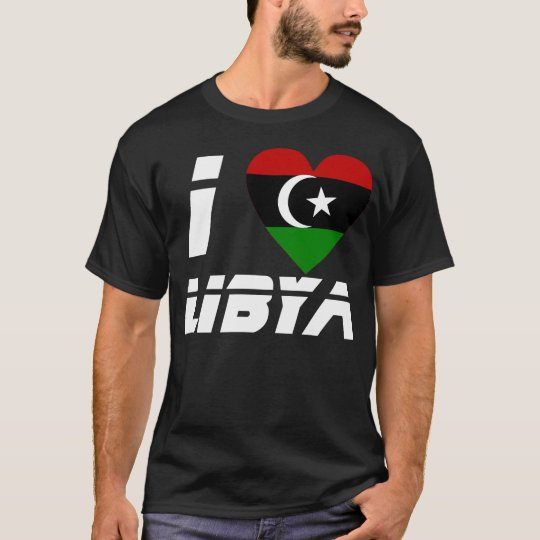 I Love Libya T-Shirt