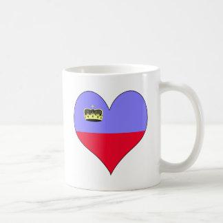 I Love Lichtenstein Mugs