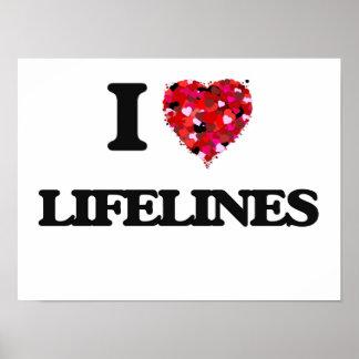 I Love Lifelines Poster