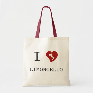 I Love Limoncello Tote Bag