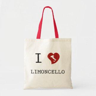 I Love Limoncello Budget Tote Bag