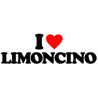 I LOVE LIMONCINO CUT OUT