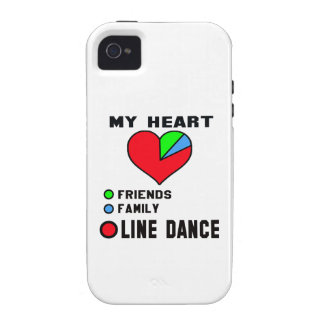 I love Line dance. Case-Mate iPhone 4 Covers