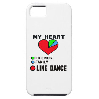 I love Line dance. iPhone 5 Covers