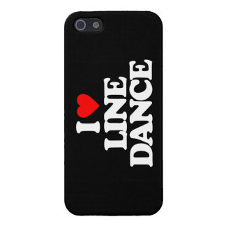 I LOVE LINE DANCE iPhone 5/5S COVERS