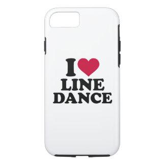 I love line dance iPhone 7 case