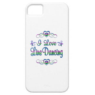 I Love Line Dancing Barely There iPhone 5 Case