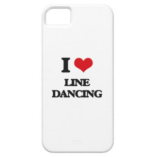 I Love LINE DANCING iPhone 5/5S Case