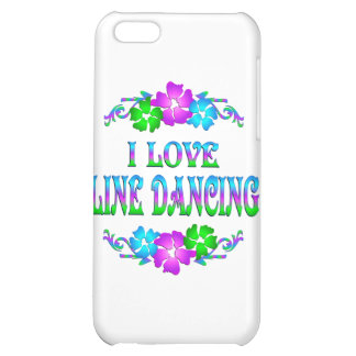 I LOVE LINE DANCING CASE FOR iPhone 5C
