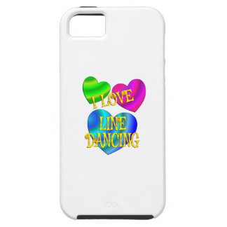 I Love Line Dancing iPhone 5 Covers