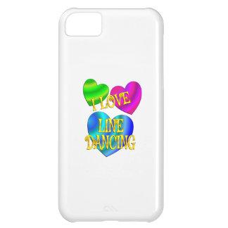 I Love Line Dancing iPhone 5C Case