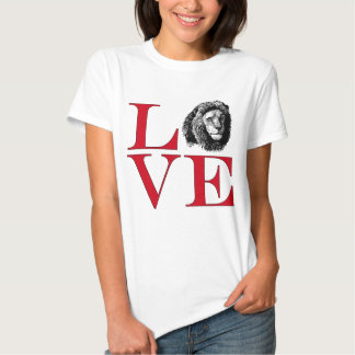 I Love Lions - Light Colored Tee