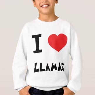 I love Llamas Sweatshirt