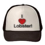 I love Lobster! Cap