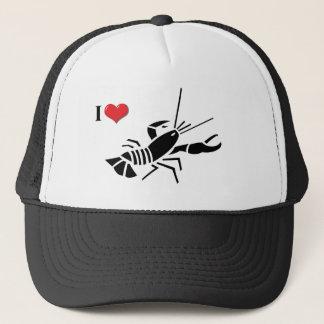 I Love Lobster Hat