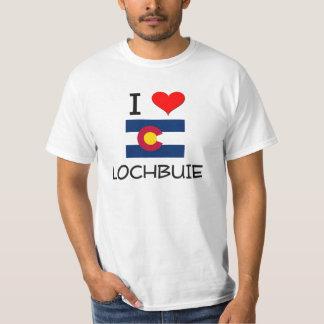 I Love LOCHBUIE Colorado Tees