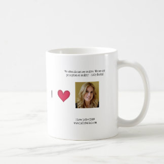 I Love Lolly  Mug W/Lolly Inspirational Quote
