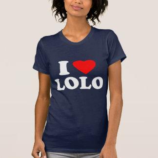 I Love Lolo T-shirts