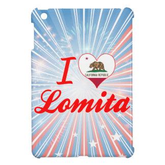 I Love Lomita California Case For The iPad Mini