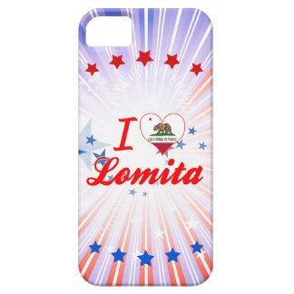 I Love Lomita California iPhone 5 Case