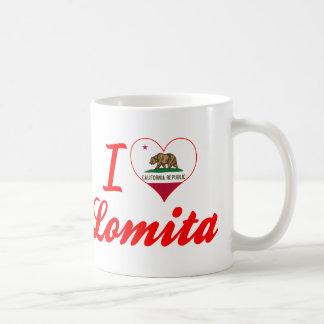 I Love Lomita California Mug