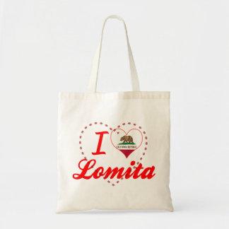 I Love Lomita, California Bags