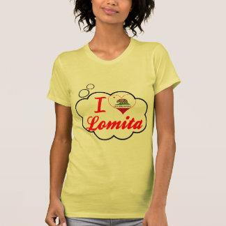 I Love Lomita, California Tshirt