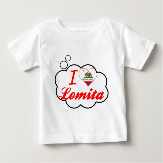 I Love Lomita, California Tee Shirts