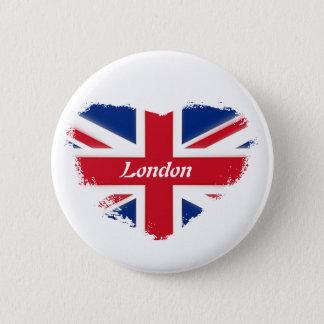 I love London 6 Cm Round Badge