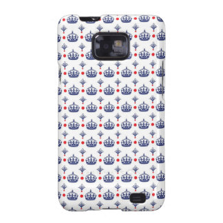 I Love London - Crowns Galaxy S2 Covers