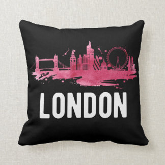 I Love London Cushion