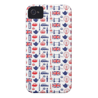 I Love London - Everything London Case-Mate iPhone 4 Cases