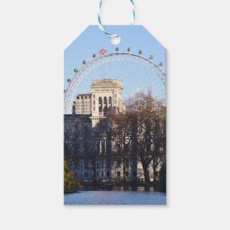 I Love London! Gift Tags