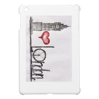 I love London iPad Mini Case