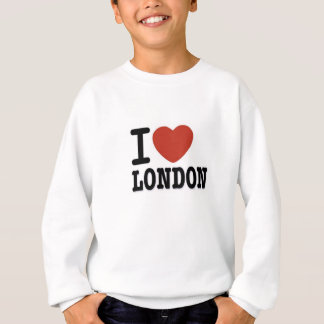 I LOVE LONDON SWEATSHIRT