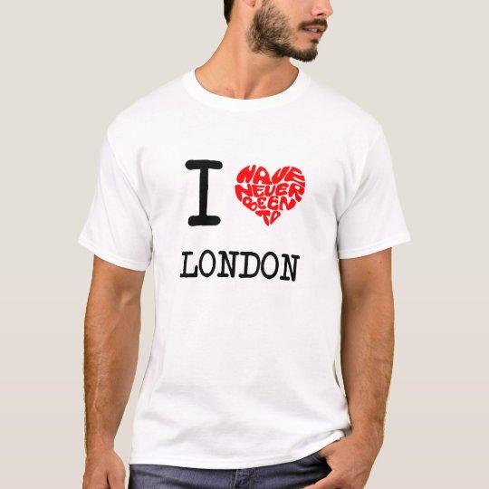 I LOVE LONDON T-Shirt
