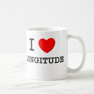 I Love Longitude Mug