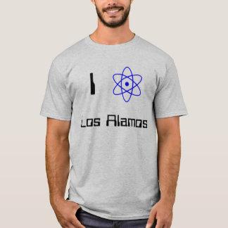 I Love Los Alamos T-Shirt